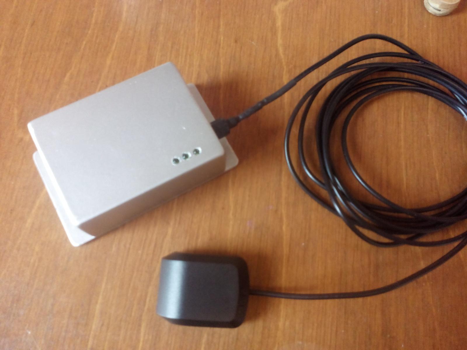 GPS трекер для автомобиля своими руками - 1