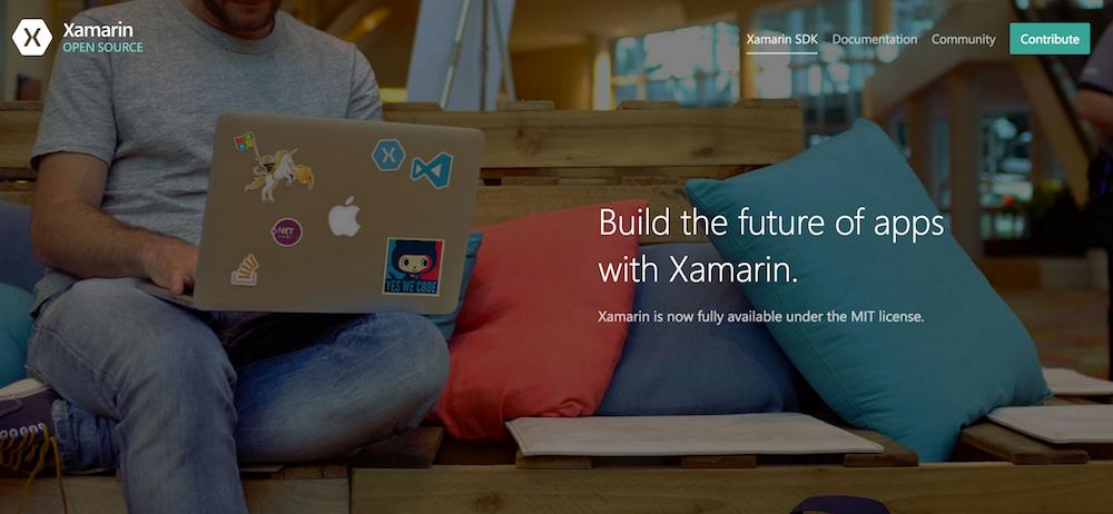 Xamarin SDK в Open Source и многое другое на Xamarin Evolve 2016 - 1