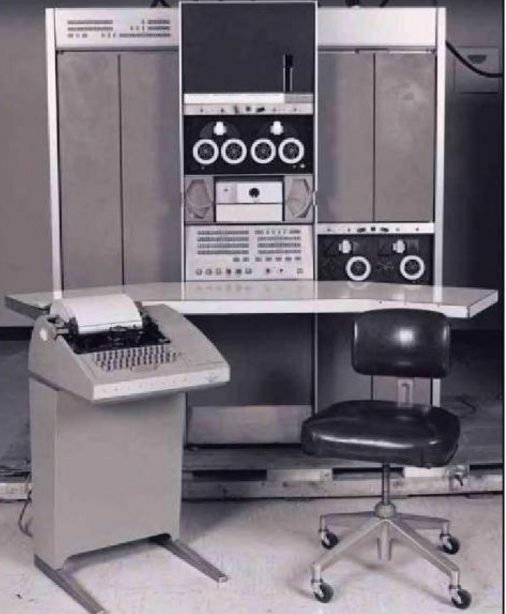 Мини-компьютеры компании DEC — семейство PDP - 12