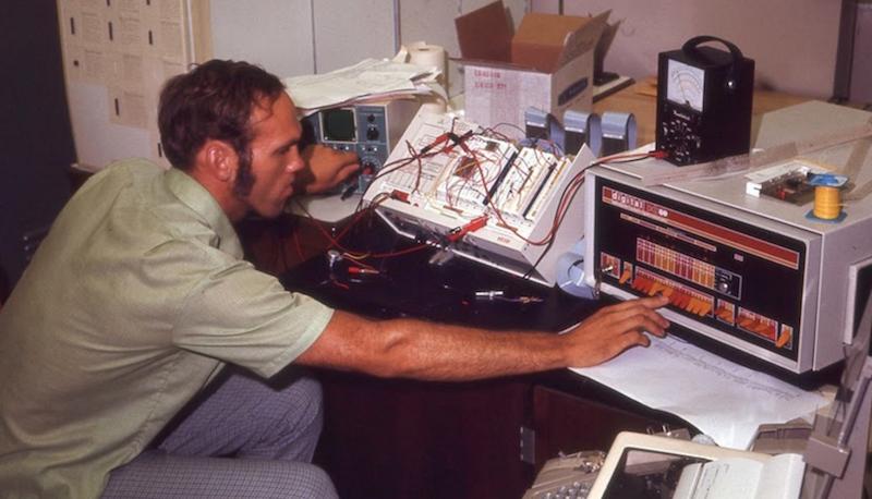 Мини-компьютеры компании DEC — семейство PDP - 13