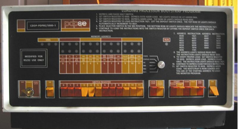 Мини-компьютеры компании DEC — семейство PDP - 16