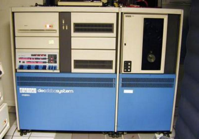 Мини-компьютеры компании DEC — семейство PDP - 21