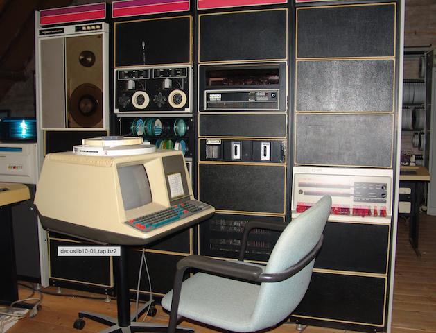 Мини-компьютеры компании DEC — семейство PDP - 23