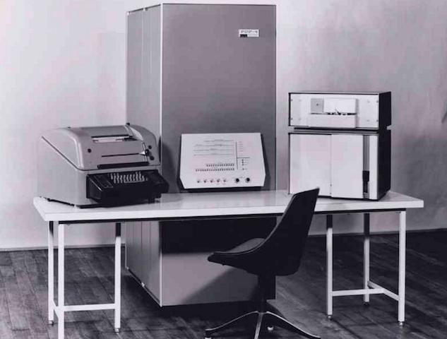 Мини-компьютеры компании DEC — семейство PDP - 7