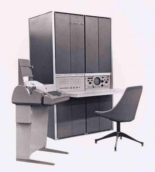Мини-компьютеры компании DEC — семейство PDP - 9