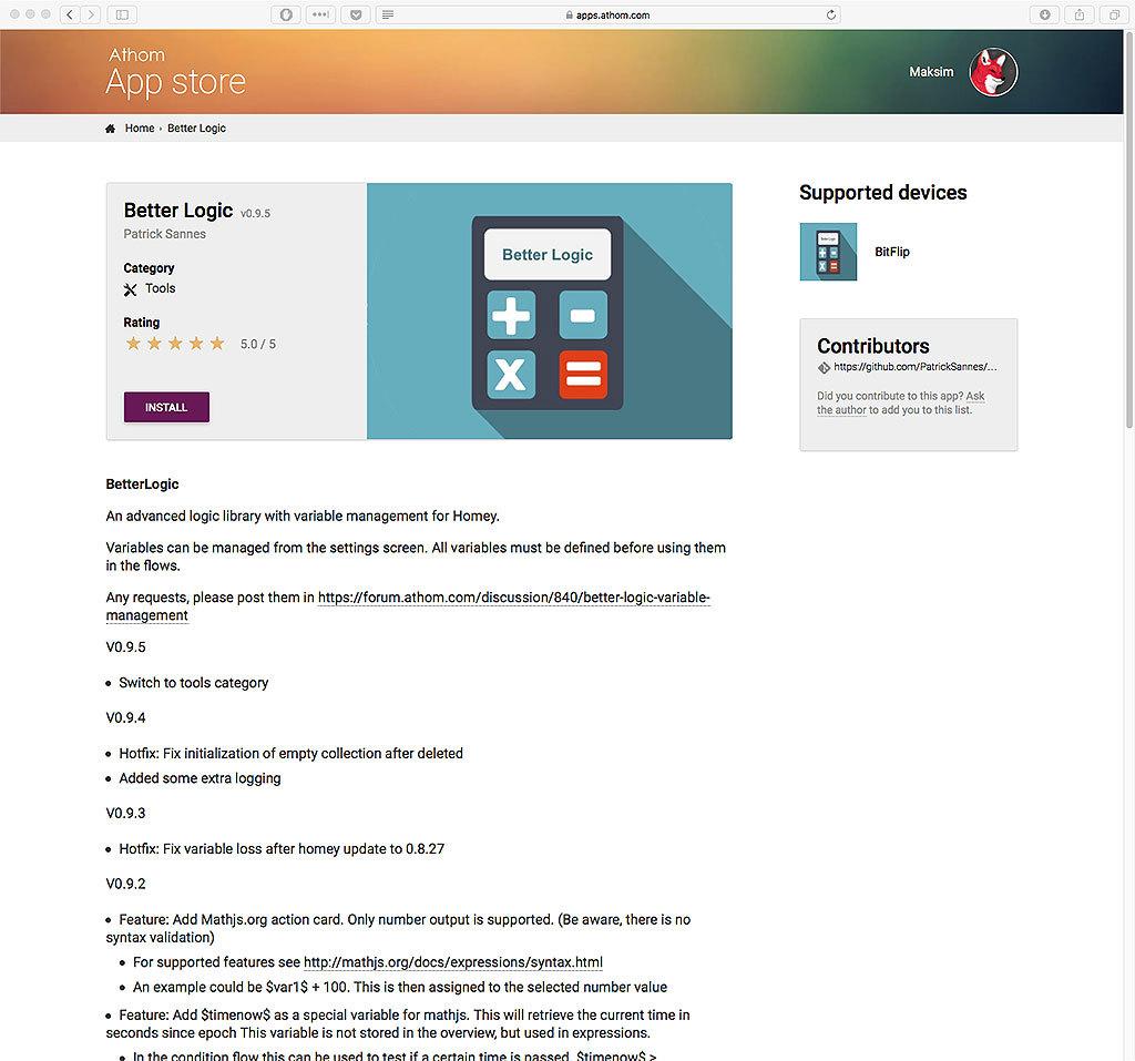 Обзор Homey, проект умного шара с площадки Kickstarter от Athom - 30