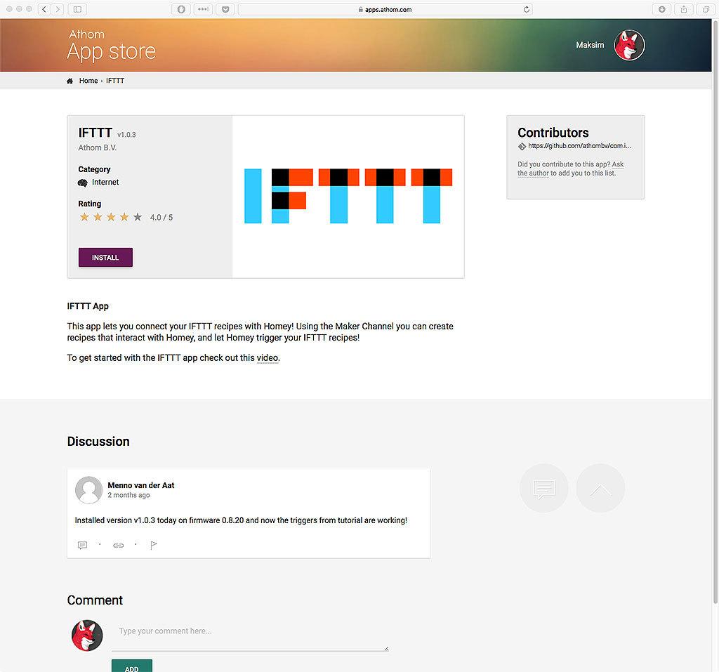 Обзор Homey, проект умного шара с площадки Kickstarter от Athom - 32