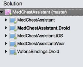 Xamarin Forms в действии. Medchest Assistant - 2