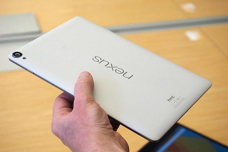 Google может готовить новый планшет Nexus