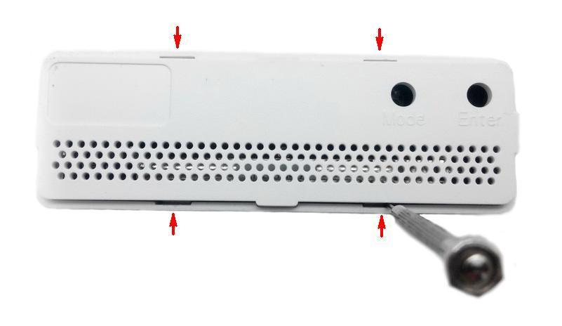 Управляем вентиляцией с помощью детектора углекислого газа MT8057 - 4