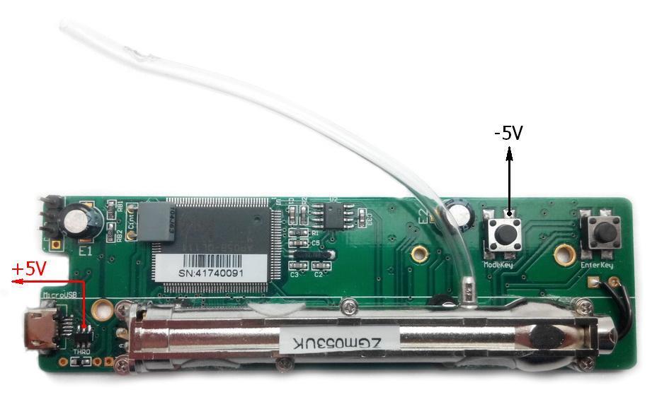 Управляем вентиляцией с помощью детектора углекислого газа MT8057 - 7