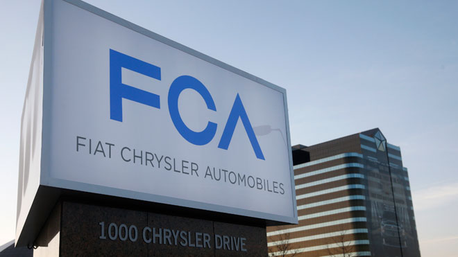 Fiat Chrysler Automobiles может заняться производством самоуправляемых автомобилей Google и Apple