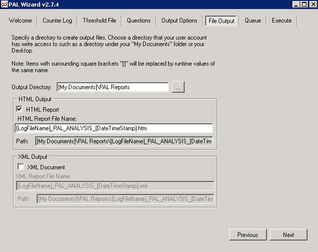 Анализ производительности Windows с использованием возможностей ОС и утилиты PAL - 18