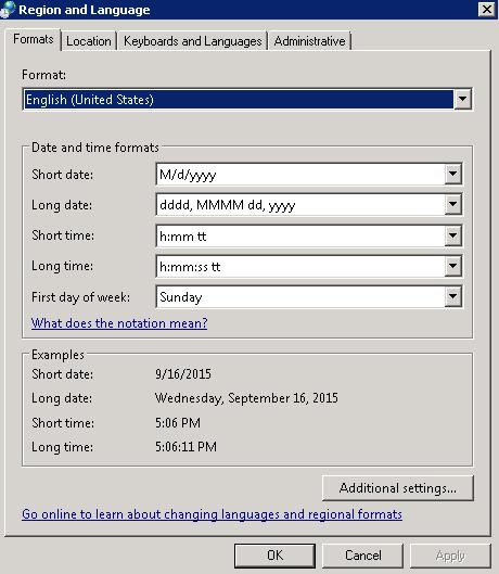 Анализ производительности Windows с использованием возможностей ОС и утилиты PAL - 21