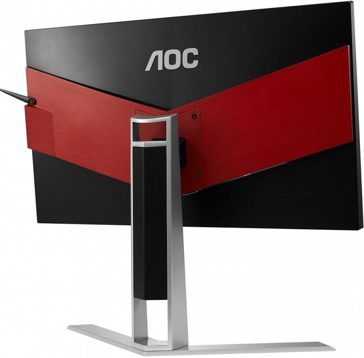 Дисплей AOC Agon AG271QX появится в продаже в летнюю пору