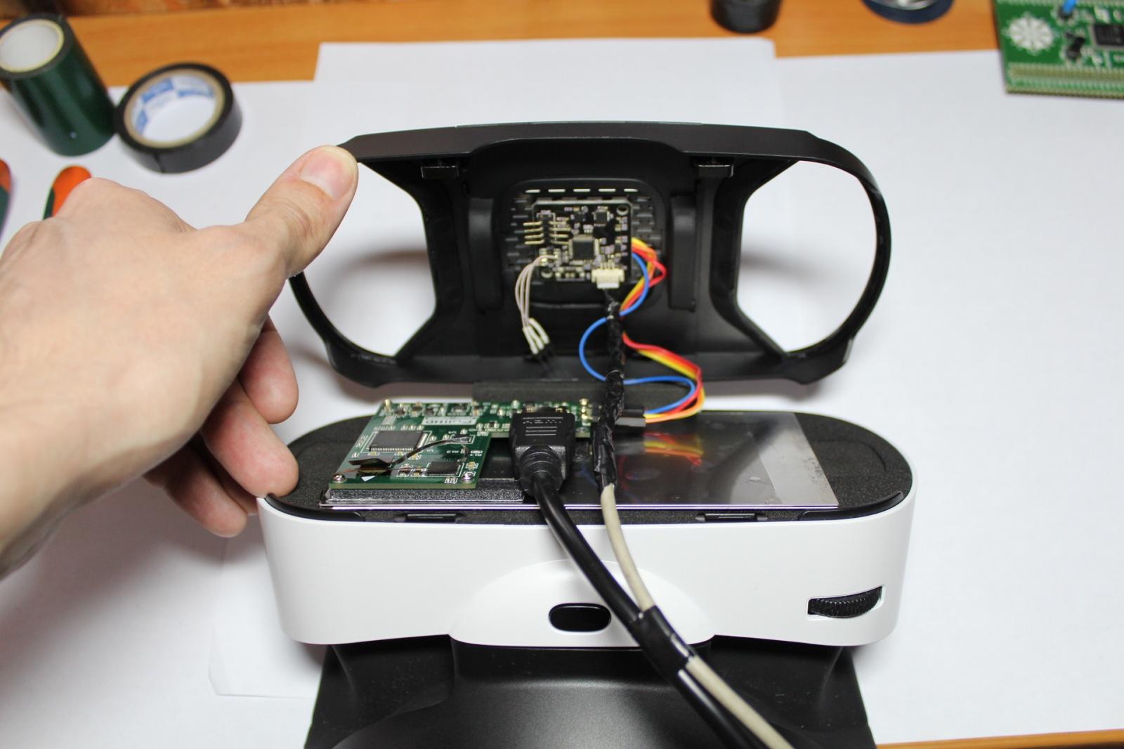 Как сделать шлем виртуальной реальности своими руками - 9