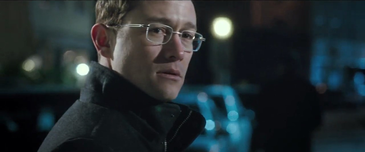 Официальный трейлер фильма «Сноуден» - 1