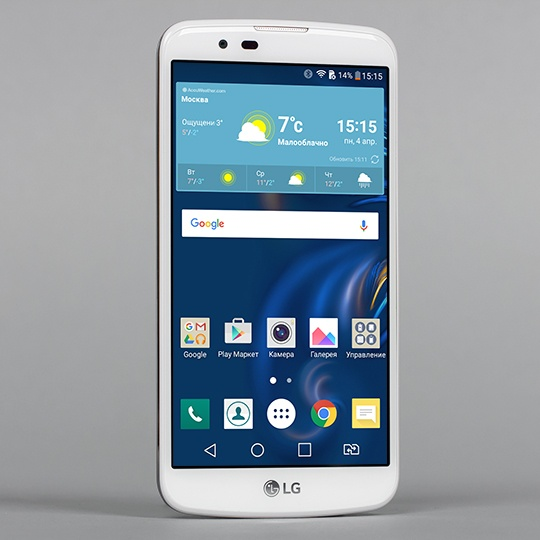 LG готовит смартфоны  K530 и K550