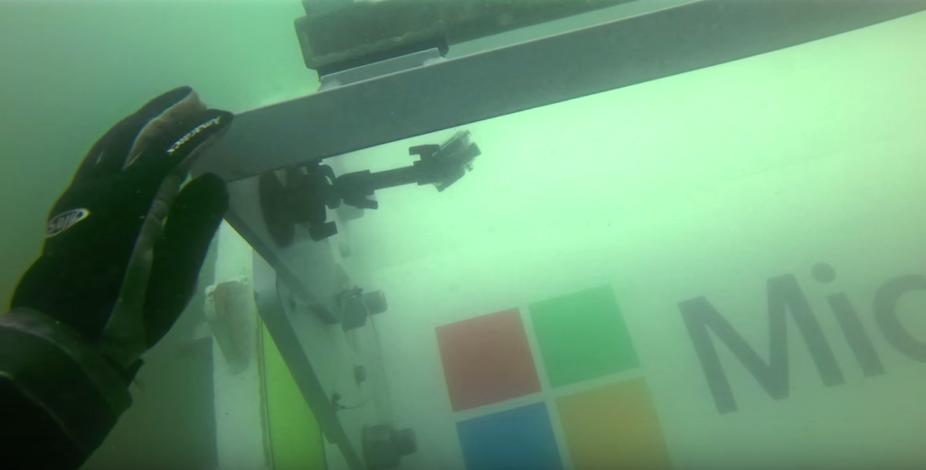 Покоряя дно морское. Microsoft и его проект подводного ЦОД - 4
