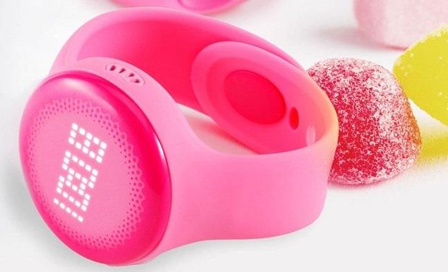 Умные часы Xiaomi Mi Bunny предназначены для детей