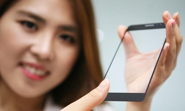 LG Innotek создала дактилоскопический датчик, который располагается под стеклом