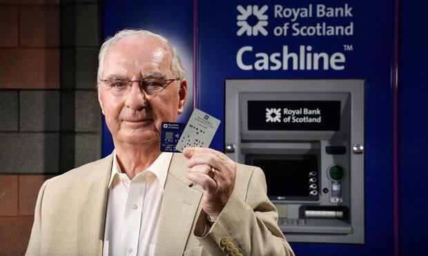 Изобретатель банкомата заработал на своей идее $15 за 50 лет - 1