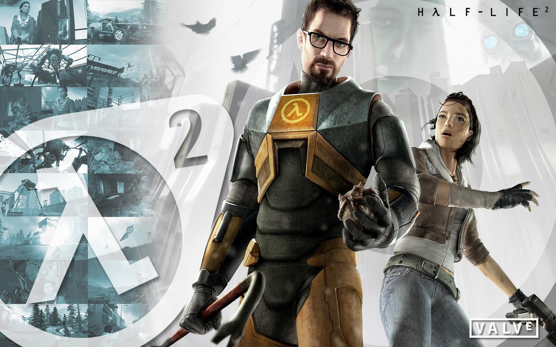 Новый рекорд скорости прохождения Half-Life 2: 41 минута - 1