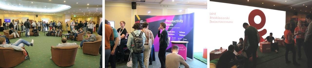 Обзор Java-конференции JPoint 2016 - 3