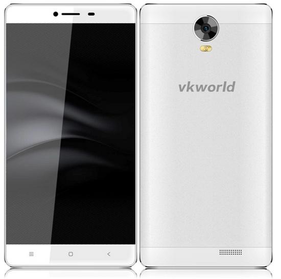 Шестидюймовый планшетофон VKWorld T1 в алюминиевом корпусе оценен в $60