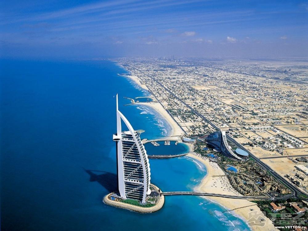 В ОАЭ планируют создать рукотворную гору для увеличения количества осадков - 1