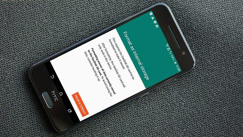 Adoptable storage: вторая жизнь для Android-устройств - 5