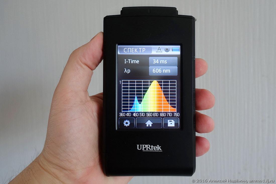 Спектрометр UPRtek MK350N - 1