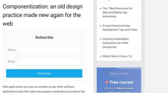 Как вы можете использовать отзывчивые веб-компоненты сегодня - 4
