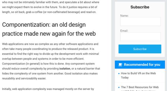 Как вы можете использовать отзывчивые веб-компоненты сегодня - 6