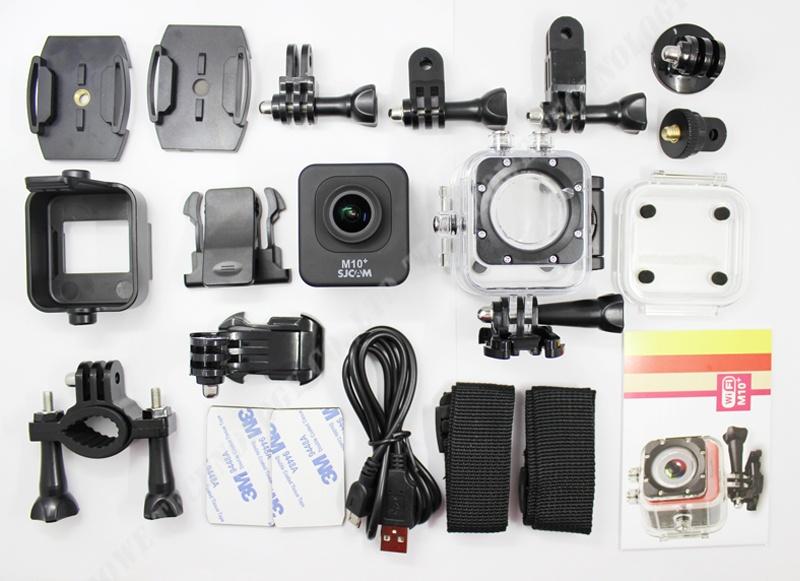 Обзор китайской action-камеры SJCAM M10+ - 1