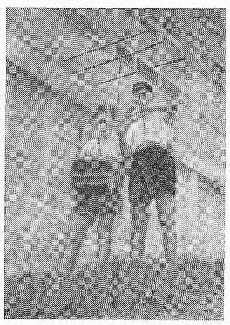 Ретро. Ко дню Радио — «Охота на лис», 1957 год - 3