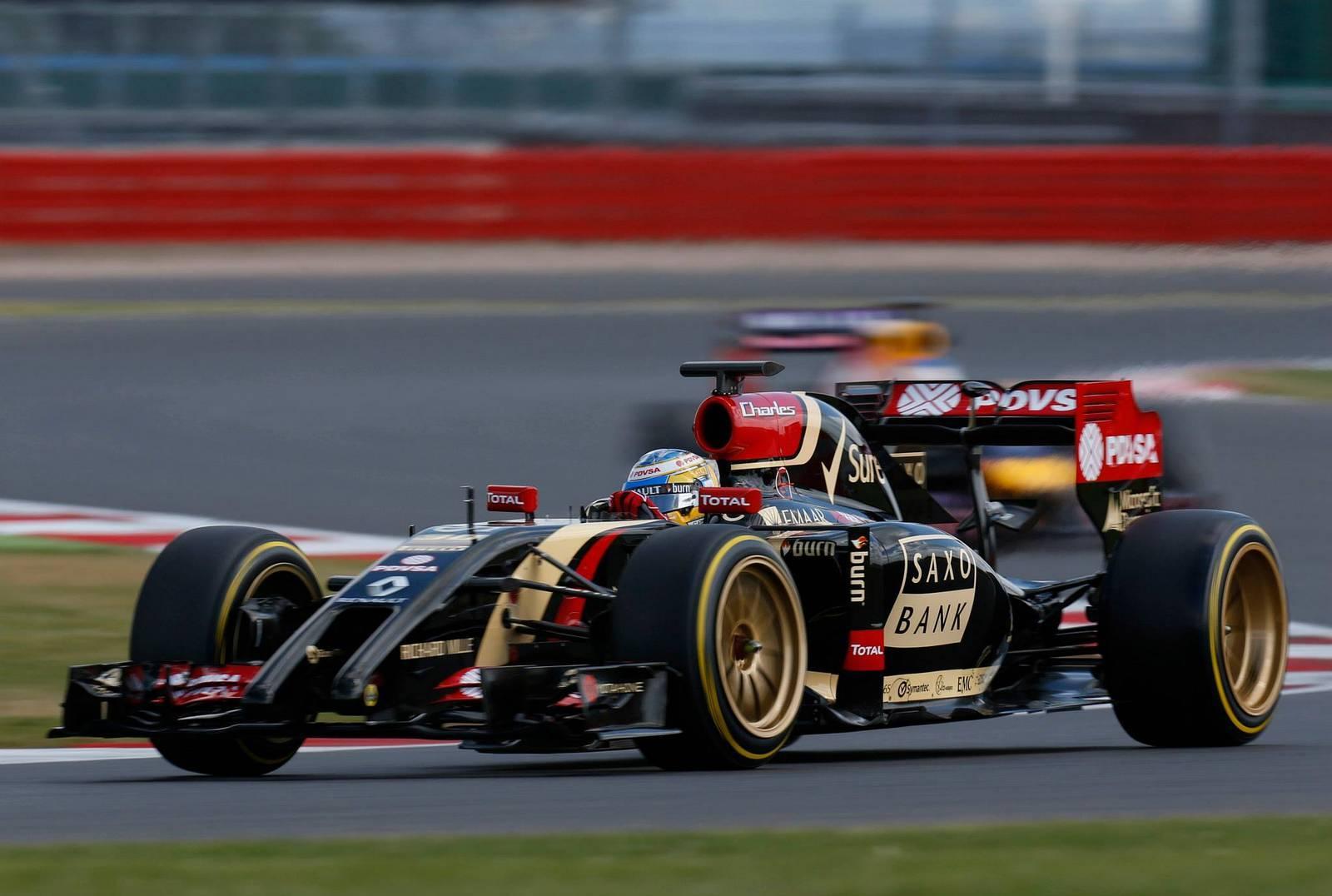 F1 2015: новый уровень реалистичности на PC - 1