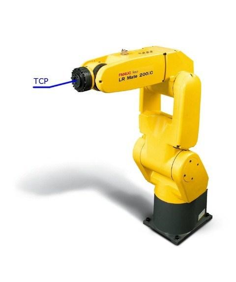 Runtime программирование промышленного робота на RCML - 2