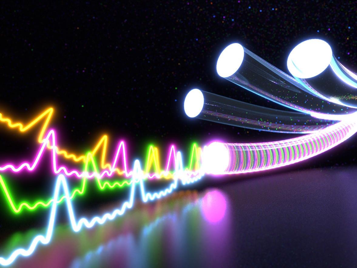 Передача данных: фантастическая скорость и новые методы - 1