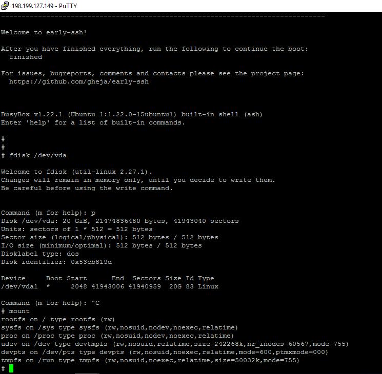 Перенос образа виртуальной машины между облачными хостерами или устанавливаем Windows Server на Digital Ocean - 6