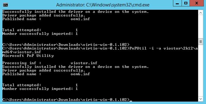 Перенос образа виртуальной машины между облачными хостерами или устанавливаем Windows Server на Digital Ocean - 9