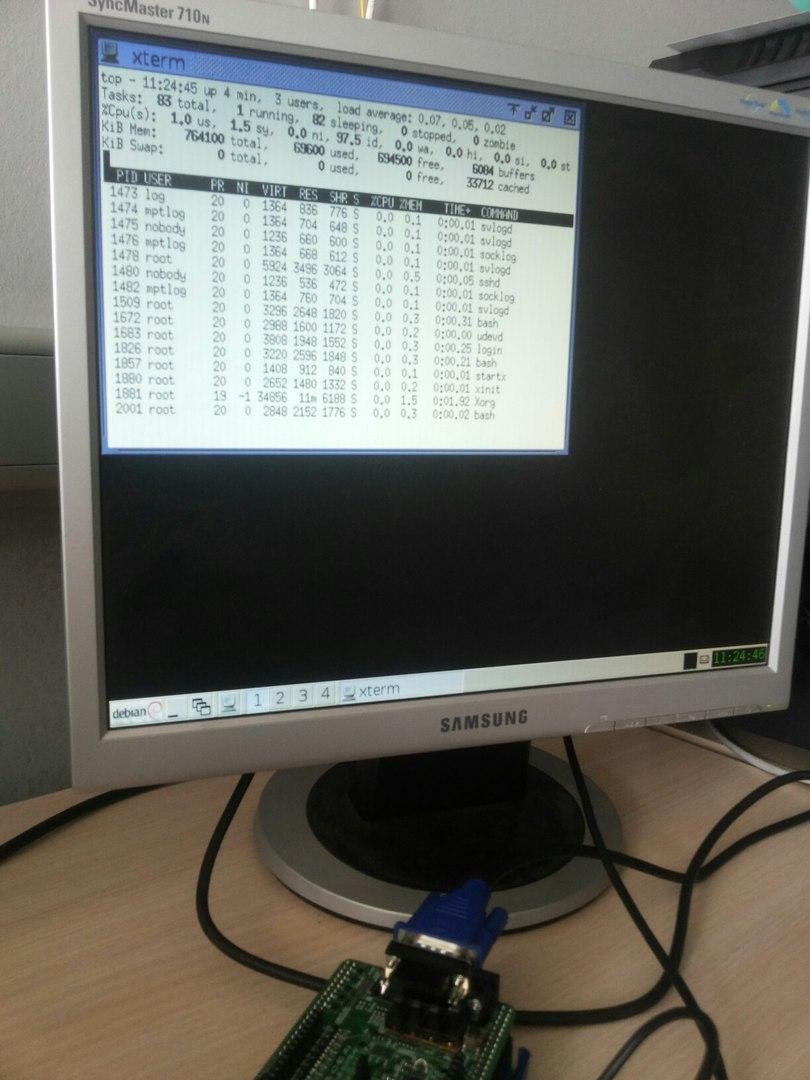 Графический VGA-контроллер на SoC без знаний HDL - 9