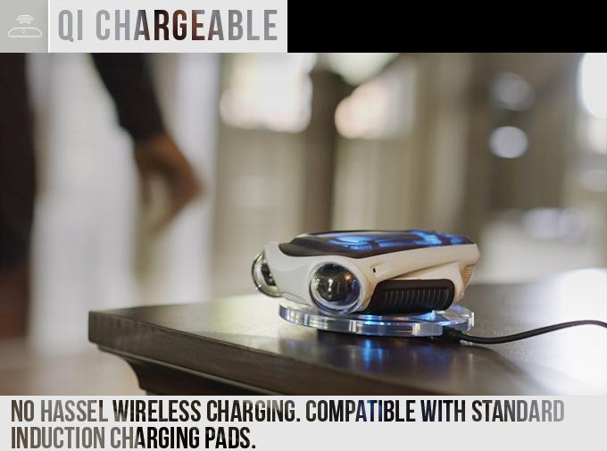 Камера Eyse позволяет транслировать видео с углом обзора 110 градусов на гарнитуры виртуальной реальности