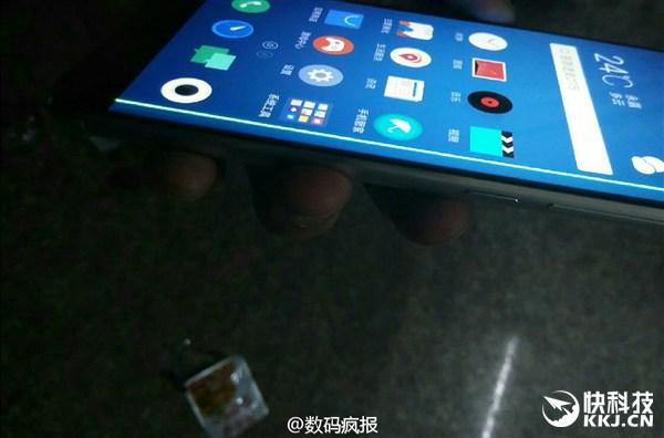 У Meizu уже почти готов смартфон с изогнутым дисплеем