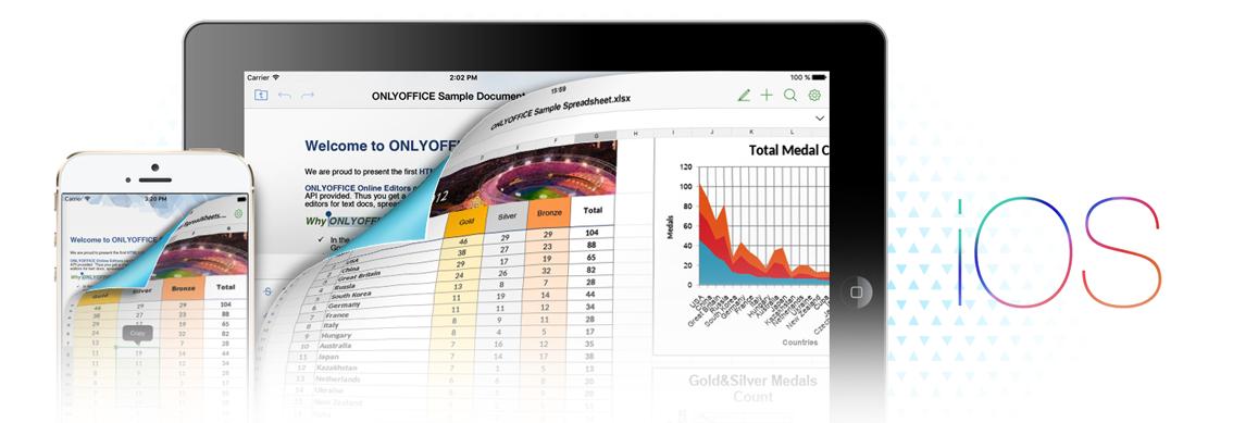 ONLYOFFICE Документы 1.3 для iOS: как устроен мобильный редактор электронных таблиц - 1