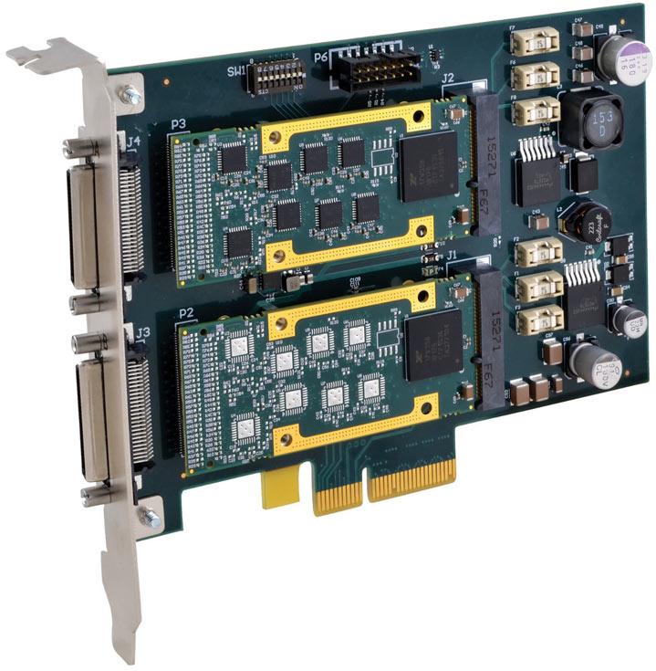 Модули AcroPacks предназначены для встраиваемых систем