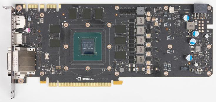 3D-карта Nvidia GeForce GTX 1080 поступит в продажу 27 мая