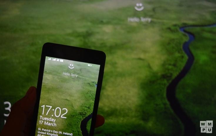 Поддержка дактилоскопов появится в Windwos 10 Mobile летом