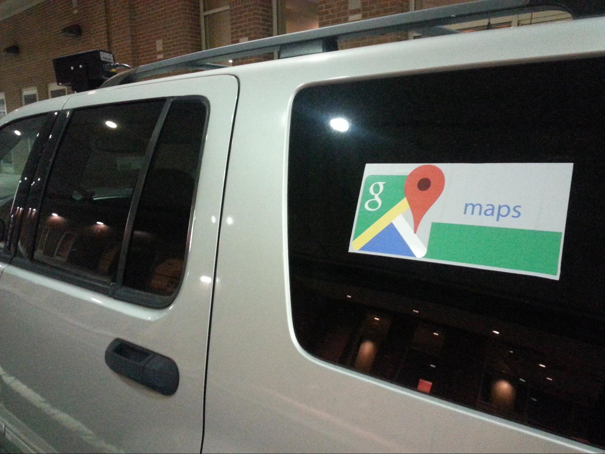 Полиция Филадельфии шпионила за гражданами, притворившись командой Google Street View - 1