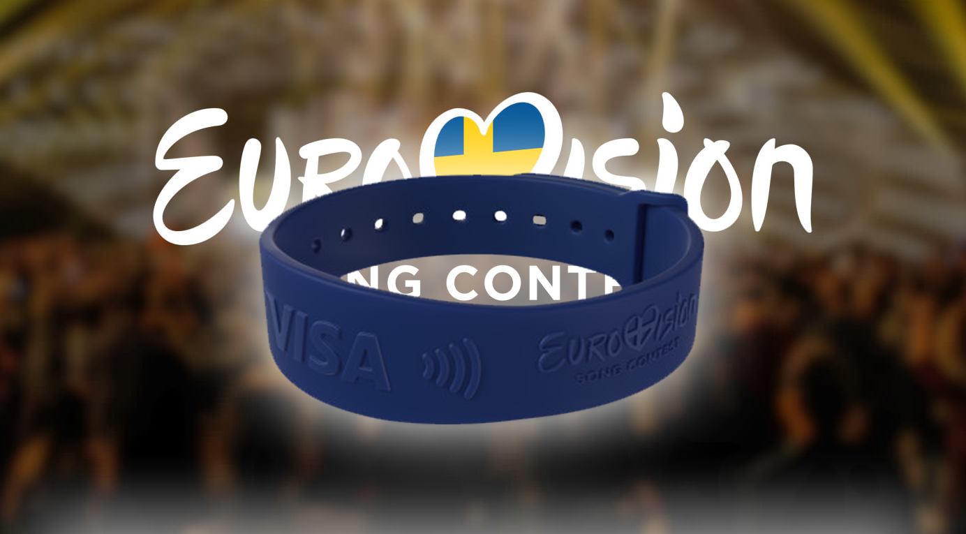 NFC – в массы. Новые технологии на Евровидении, музыкальных и спортивных площадках - 3